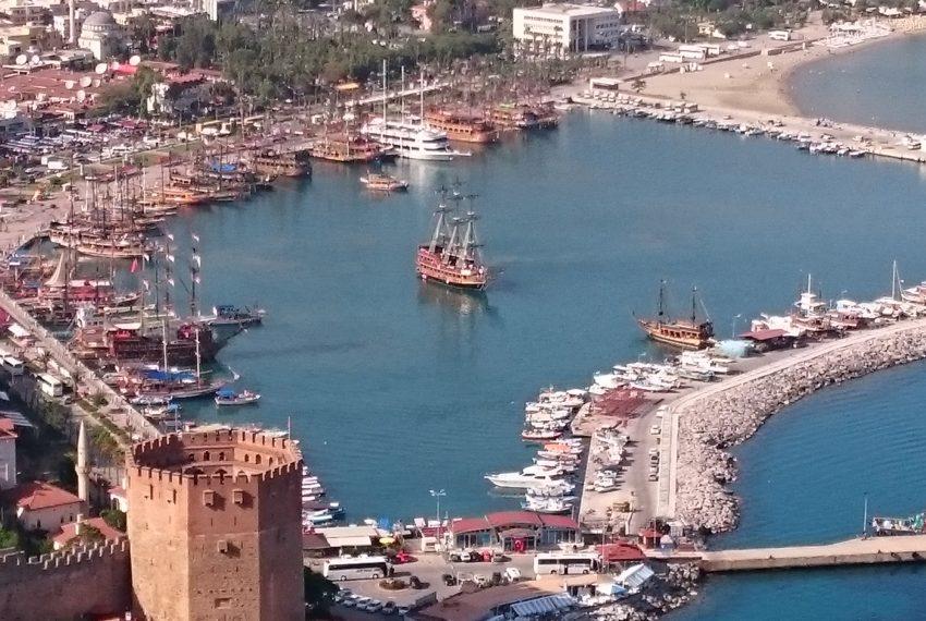 Alanya Yat Limanı