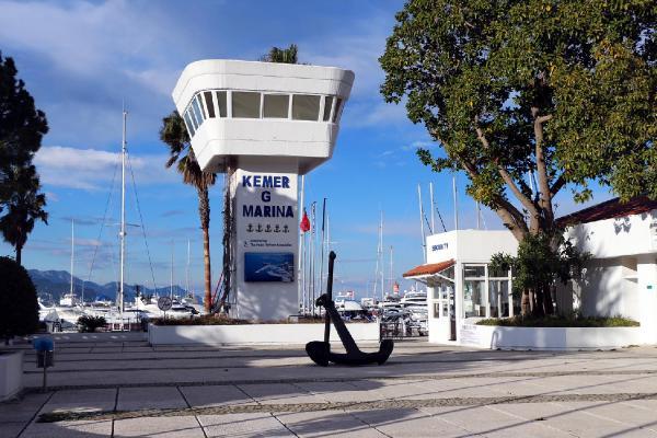 Kemer Türkiz Marina