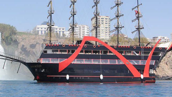 Barbossa Cruise