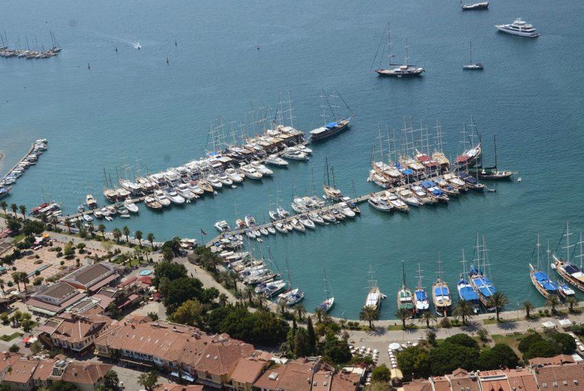 Göcek Belediye Marina